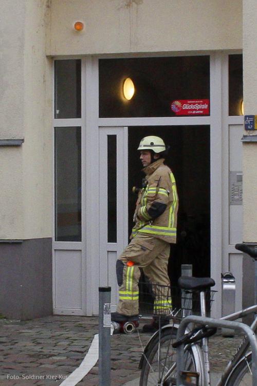 Rauchmelder Soldiner Straße löste aus (5)