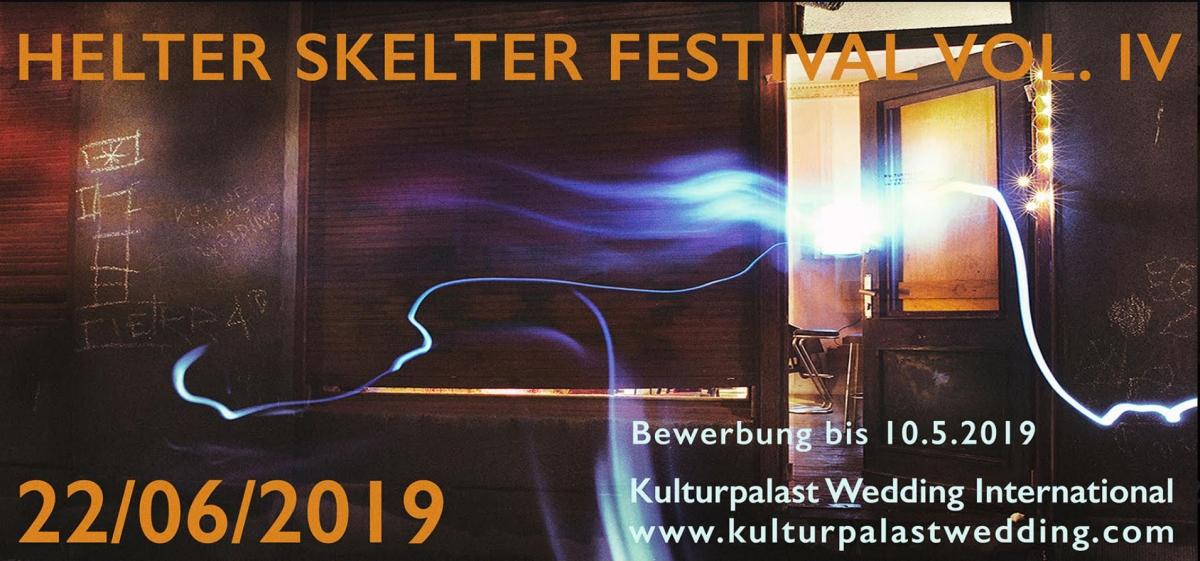 Gesucht für das schnellste Festival der Stadt ...