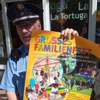 Interkulturelles Familienfest im Poststadium