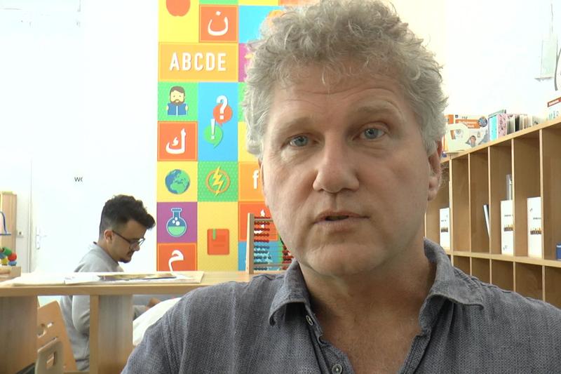 Herbert Weber Bundespräsidentenbesuch Soldiner Kiez