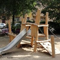 Umgebauter Eulerspielplatz wird eröffnet