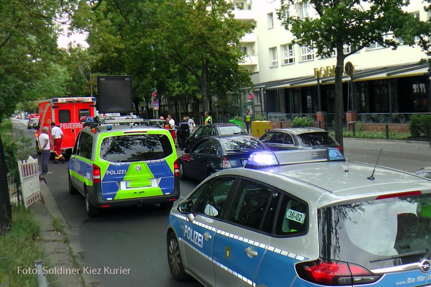 Mopedunfall Osloer str (1)