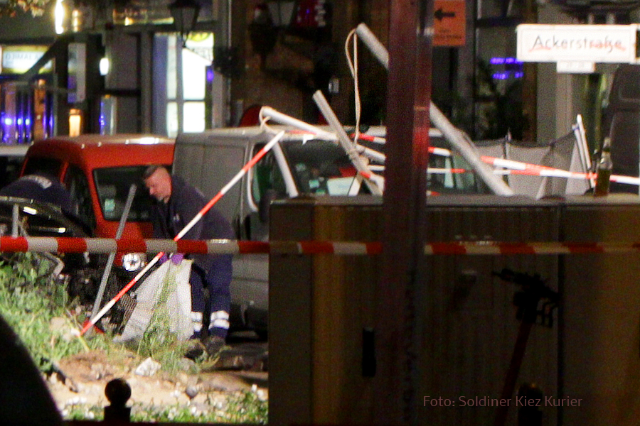 4 Tote bei Unfall Invalidenstraße Berlin(3)