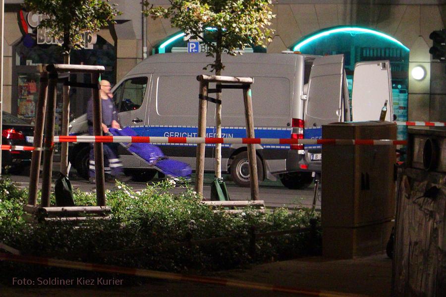 4 Tote bei Unfall Invalidenstraße Berlin(7)
