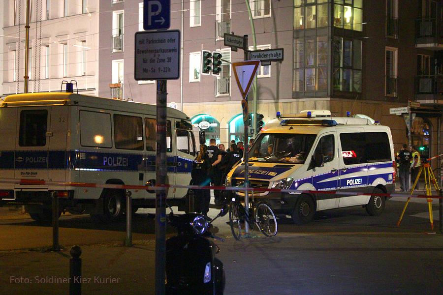 4 Tote bei Unfall Invalidenstraße Berlin(9)