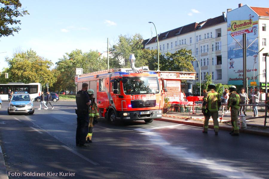 gefährlicher Unfall Osloer Str (2)