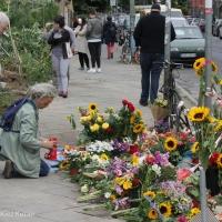 Trauer und Protest