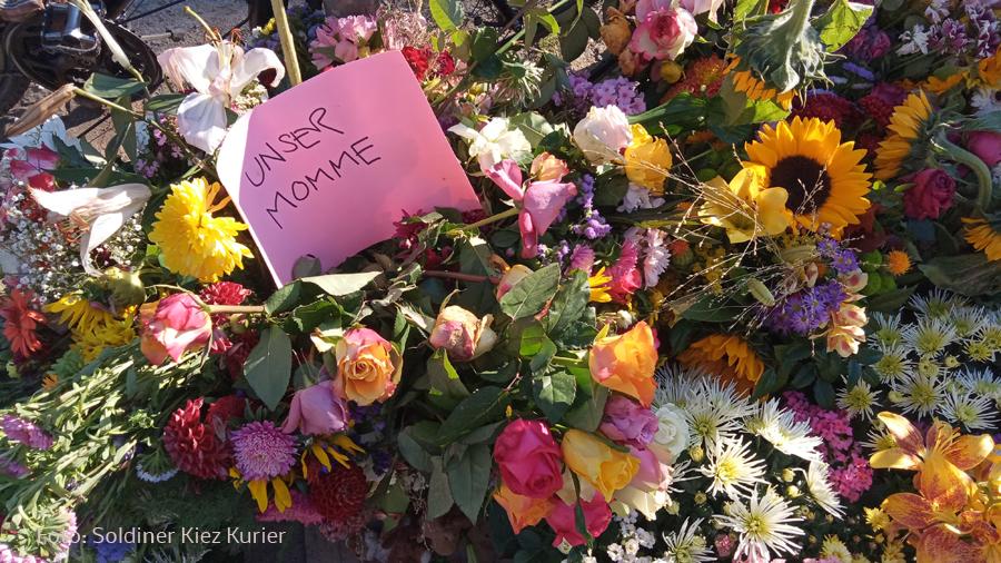 stilles gedenken Invalidenstraße (1)
