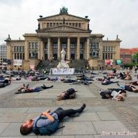 X Rebellen besetzen Berlin