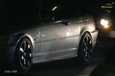 Wollankstr BMW beschlagnahmt (2)