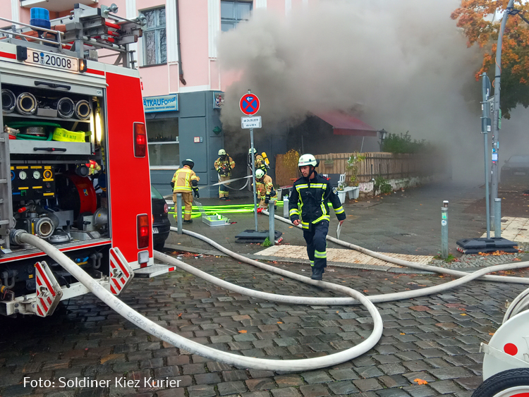 grüntaler ecke bellermannstraße feuer im Lokal (1)