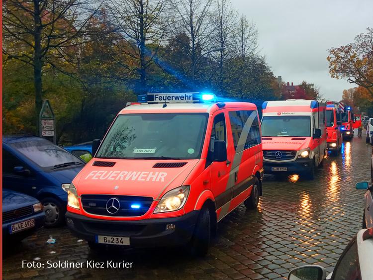 grüntaler ecke bellermannstraße feuer im Lokal (5)