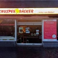 Knusperbäckerei geschlossen