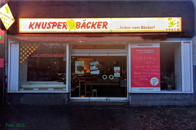 Knusperbäcker Prinzenallee