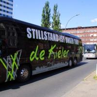 #Busretten Demo für Corona Hilfen in Berlin