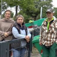 Müllmuseum bringt den 4. Container zum Müll