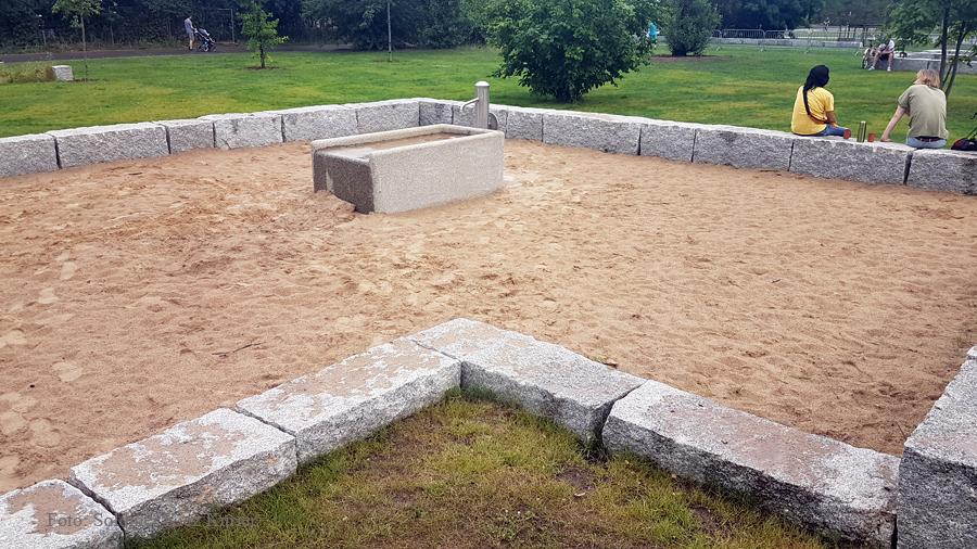 Begegnungen Mauerpark (1)