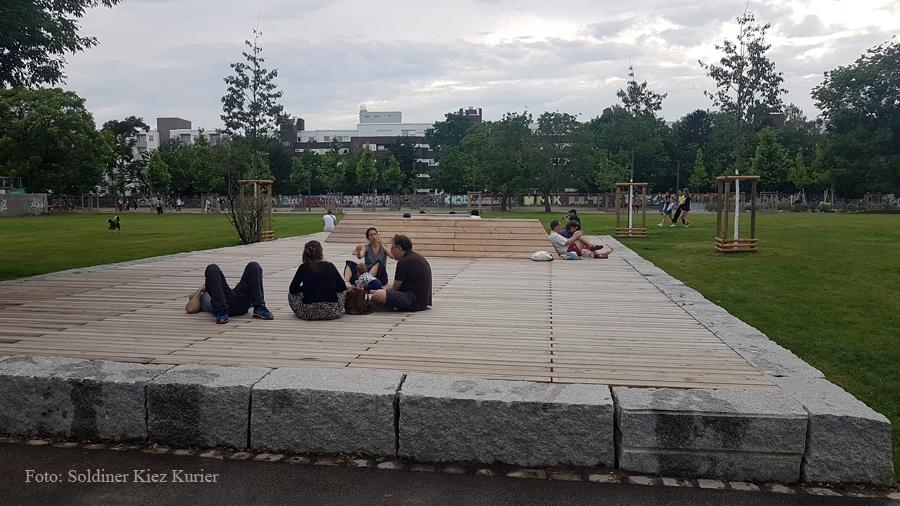 Begegnungen Mauerpark (3)