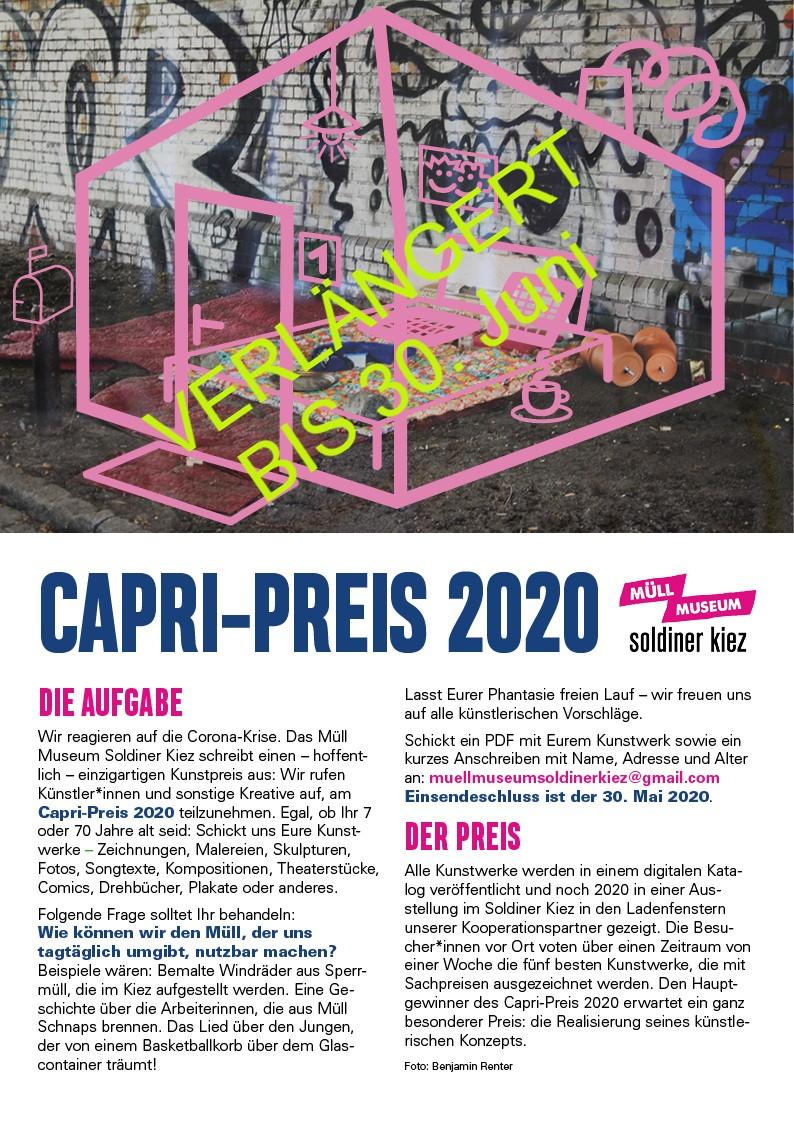 Capri Preis 2020
