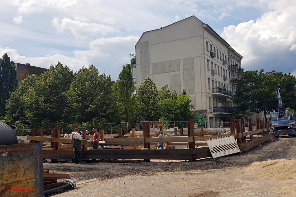 grüntaler Straße Abwasserkanal erneuert (1)