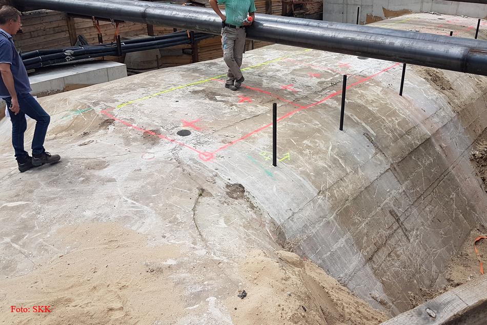 grüntaler Straße Abwasserkanal erneuert (4)