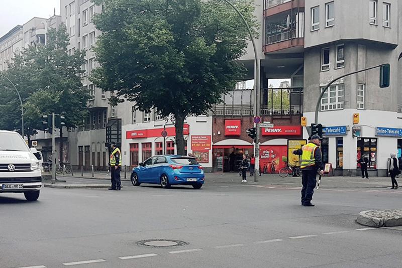 Kreuzung Soldiner Straße (2)