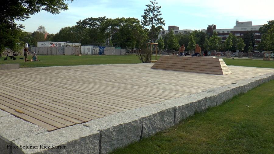 Mauerpark Berlin Erweiterung Eröffnung (4)