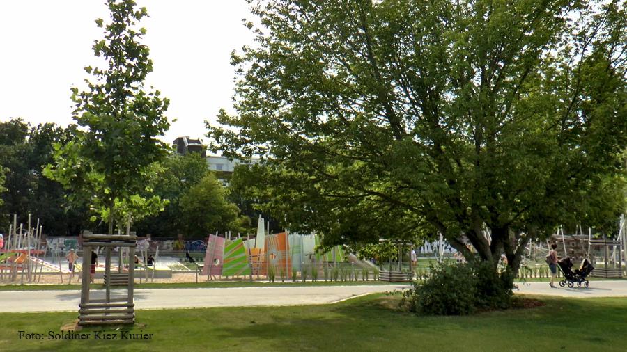 Mauerpark Berlin Erweiterung Eröffnung (5)