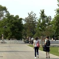 Neue Mauerpark Erweiterung - Video und Fotos von der Eröffnung