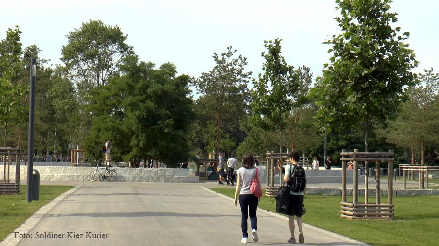 Mauerpark Berlin Erweiterung Eröffnung (7)