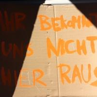Waldenser 9 verkauft Mieterprotest