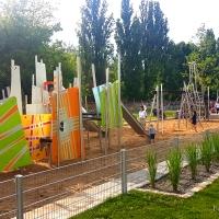 Die große Fotoserie vom neuen Mauerpark in Berlin