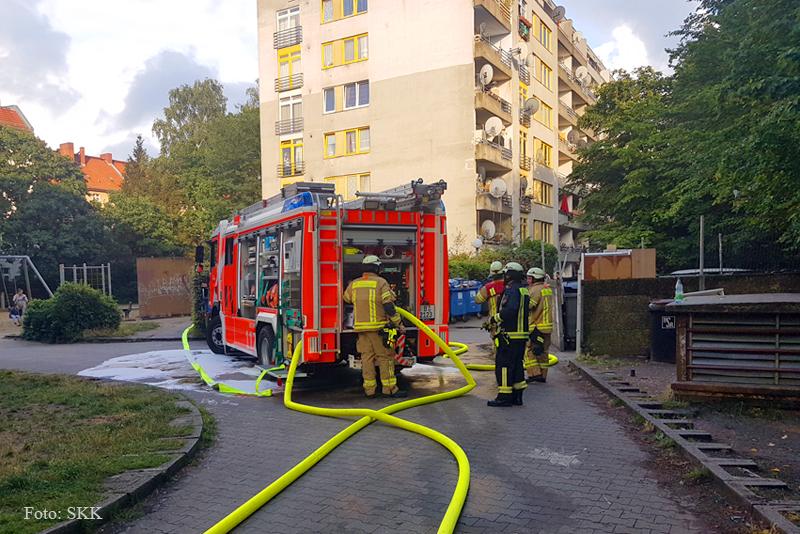 Balkonbrand Wollankstraße (1)