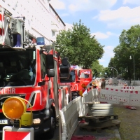 Heißer Topf in der Soldiner Straße