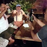 Vom Eiscafé zum Biergarten