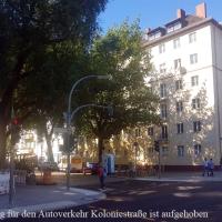 Letzter Bauabschnitt in der Soldiner Straße beginnt